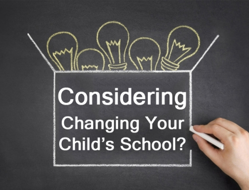 Considering Changing Your Child's School? Read This Blog