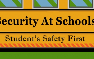 Facts about Student Security in School