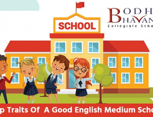 Top Traits Of A Good English Medium School