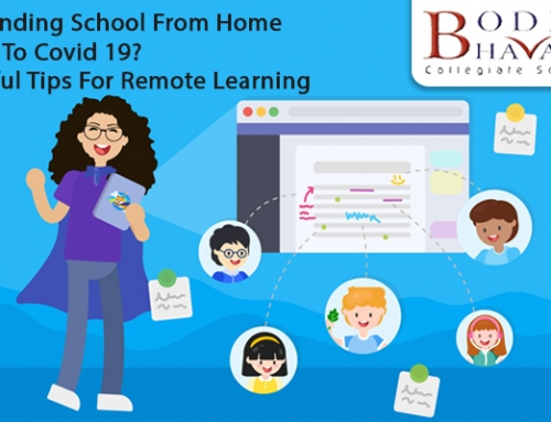 Attending School From Home Due To Covid 19? Useful Tips For Remote Learning