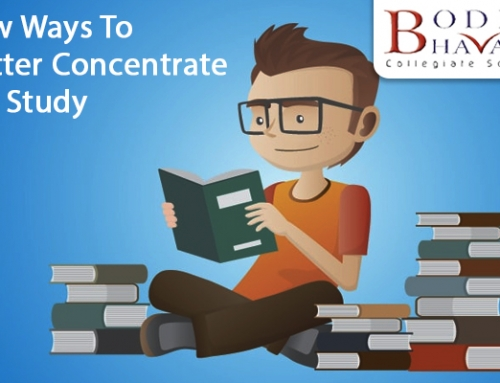 Few Ways To Better Concentrate On Study