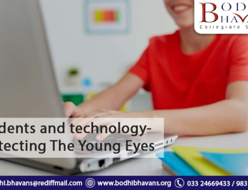 Students And Technology- Protecting The Young Eyes