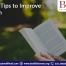 Useful Tips to Improve English