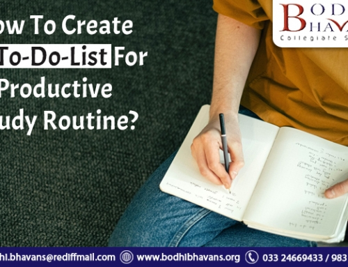 How To Create A To-Do-List For A Productive Study Routine?