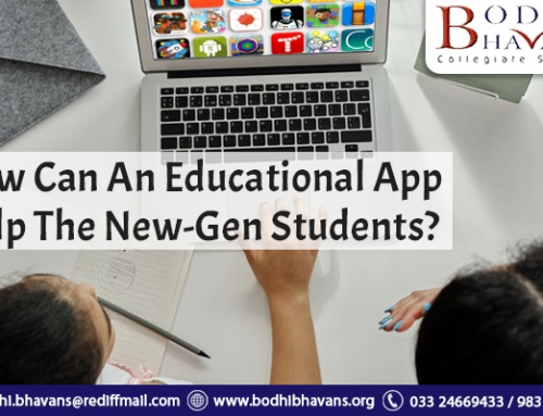 How Can An Educational App Help The New-Gen Students?