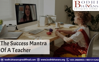 The Success Mantra Of A Teacher