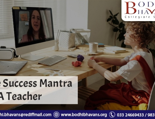 The Success Mantra Of A Teacher