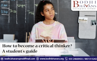 How to become a critical thinker? A student's guide