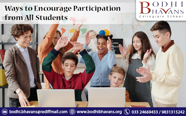 Ways to Encourage Participation from All Students