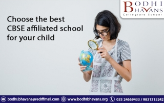 CBSE affiliated school in South Kolkata