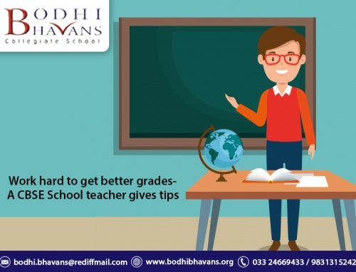 Work hard to get better grades- A CBSE School teacher gives tips