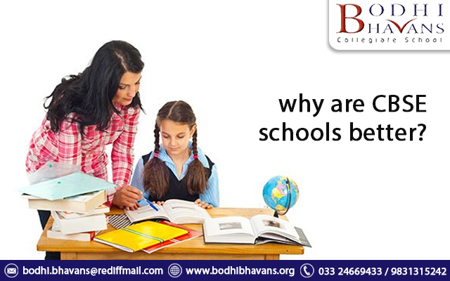 CBSE board schools in Kolkata