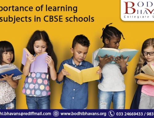 Importance of learning all subjects in CBSE schools