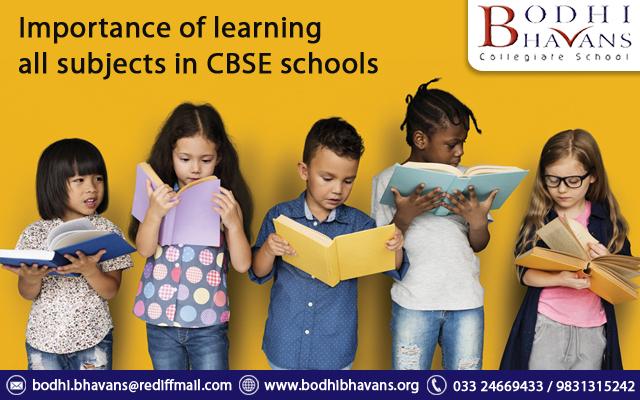 English medium school in South Kolkata