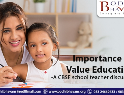 Importance of Value Education-A CBSE school teacher discussed