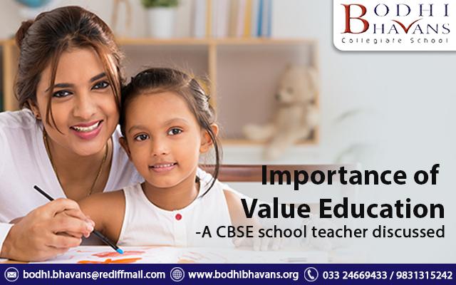 CBSE School in South Kolkata